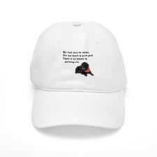 Old Black Lab Cap