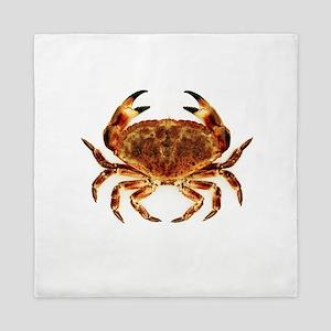 Common crab - Queen Duvet