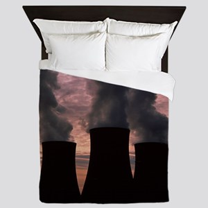 Didcot coal-fired power station - Queen Duvet