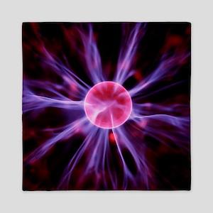 Plasma sphere - Queen Duvet