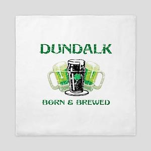 Dundalk Irish designs Queen Duvet