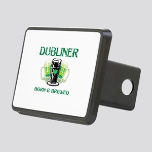 Dubliner Ireland born and brewed Rectangular Hitch
