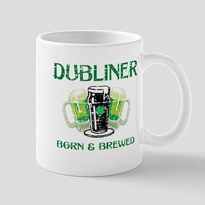 Dubliner Ireland born and brewed Mug
