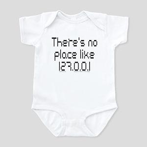 Home (dots) Infant Bodysuit