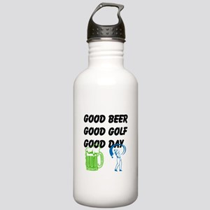 Good Golf Good Day Stainless Water Bottle 1.0L