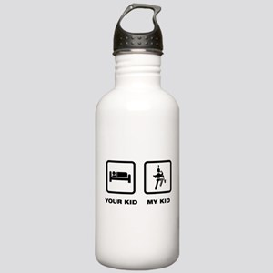 Bass Clarinet Player Stainless Water Bottle 1.0L