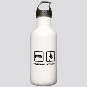 Snare Drummer Stainless Water Bottle 1.0L