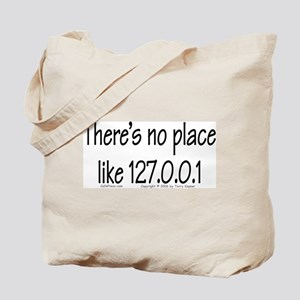 Home (text) Tote Bag
