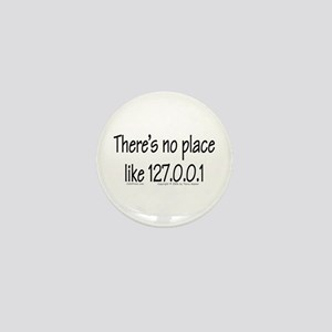 Home (text) Mini Button