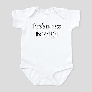 Home (text) Infant Bodysuit