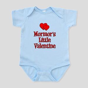 Mormors Little Valentine Infant Bodysuit