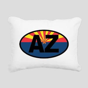 Arizona Rectangular Canvas Pillow