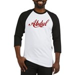 Abdul name Baseball Jersey