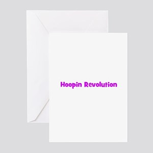 Hoopin Revolution Greeting Cards (Pk of 10)
