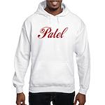 Patel name Hooded Sweatshirt