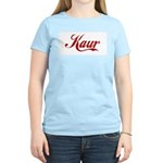Kaur name Women's Light T-Shirt
