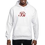 Bi name Hooded Sweatshirt