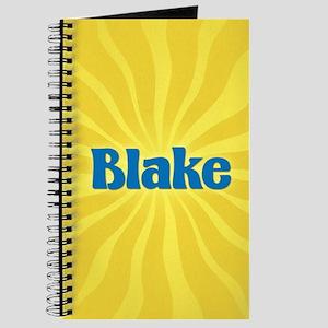 Blake Sunburst Journal