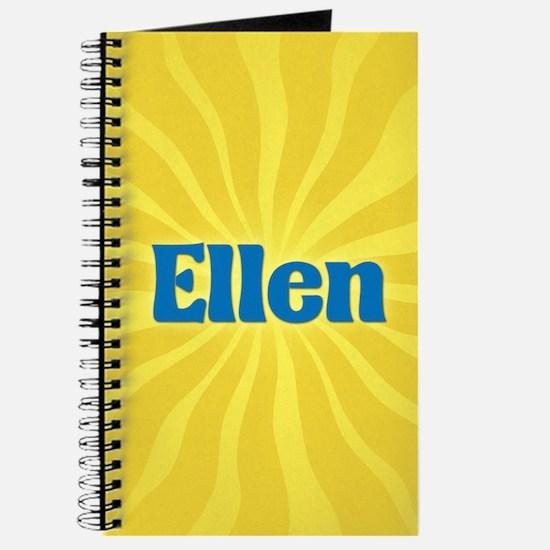 Ellen Sunburst Journal