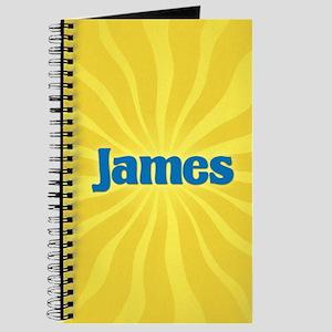 James Sunburst Journal