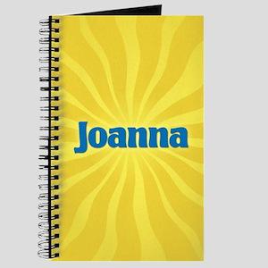 Joanna Sunburst Journal