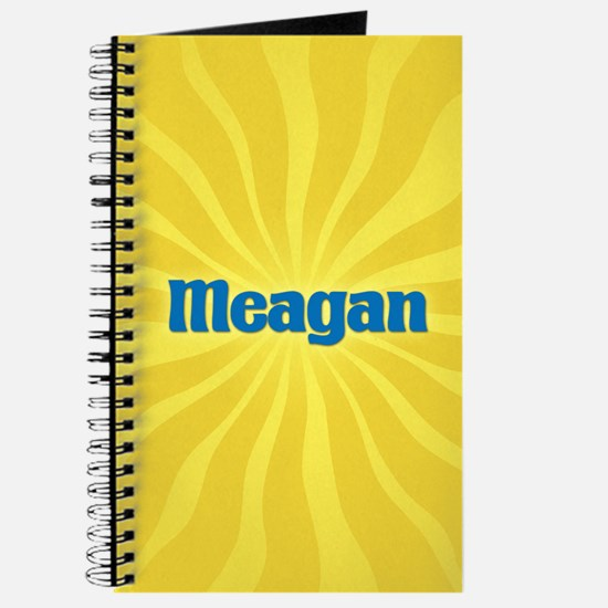Meagan Sunburst Journal
