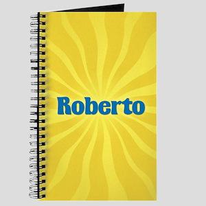 Roberto Sunburst Journal
