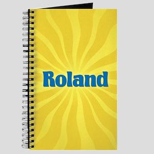 Roland Sunburst Journal