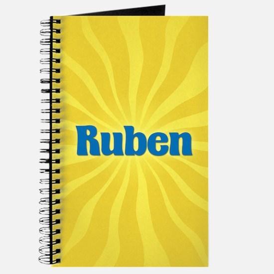 Ruben Sunburst Journal
