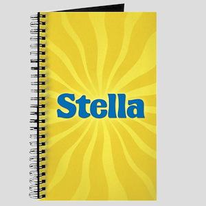 Stella Sunburst Journal