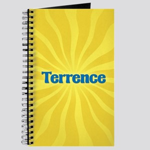 Terrence Sunburst Journal