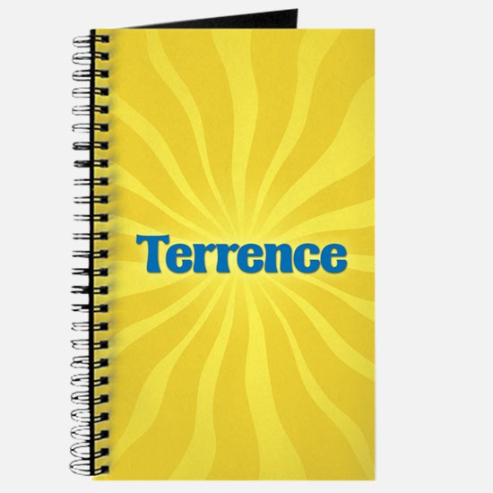 Terrence Sunburst Journal