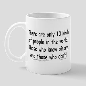 10 Kinds... Mug
