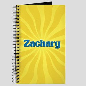 Zachary Sunburst Journal