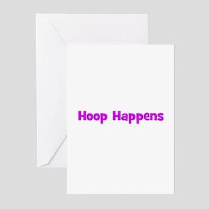 Hoop Happens Greeting Cards (Pk of 10)