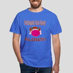 Posttraumatic Stress Disorder Blows! Dark T-Shirt