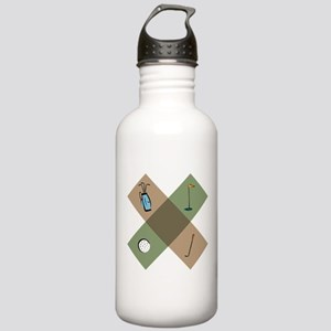 Golf Icon Stainless Water Bottle 1.0L