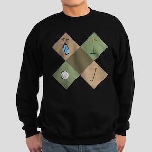 Golf Icon Sweatshirt (dark)
