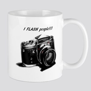 I flash people Mug