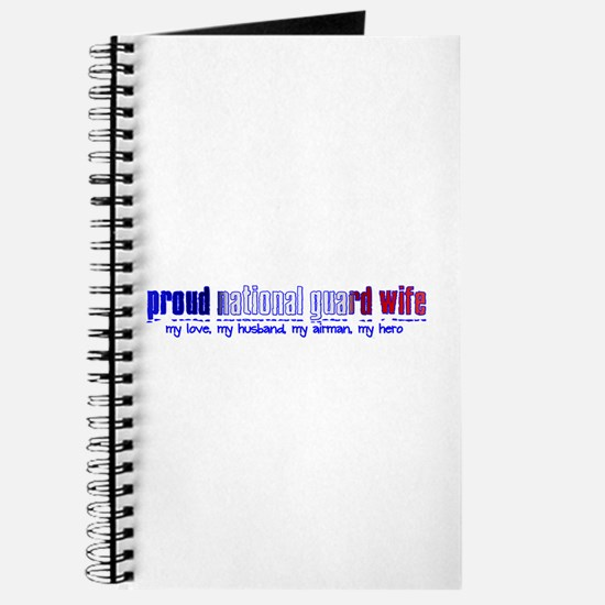 Proud Air National Guard Wife Journal