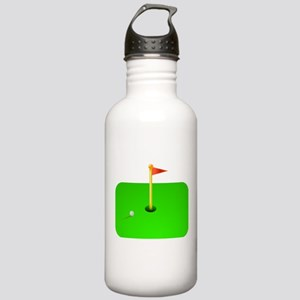Golf Green Stainless Water Bottle 1.0L