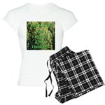 Get ECO Green Women's Light Pajamas