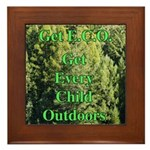 Get ECO Green Framed Tile