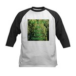 Get ECO Green Kids Baseball Jersey