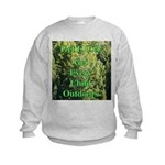 Get ECO Green Kids Sweatshirt
