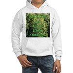 Get ECO Green Hooded Sweatshirt