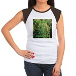 Get ECO Green Women's Cap Sleeve T-Shirt