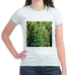 Get ECO Green Jr. Ringer T-Shirt