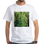 Get ECO Green White T-Shirt
