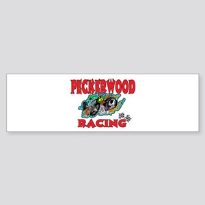 PECKERWOOD RACING Sticker (Bumper)